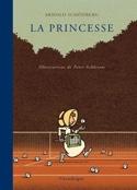 La Princesse - Arnold SCHÖNBERG - Livre - laflutedepan.com