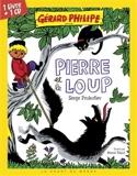Pierre et le loup Serguei PROKOFIEV Livre laflutedepan.com
