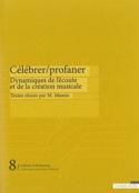 Célébrer / profaner - Marianne dir. MASSIN - Livre - laflutedepan.com