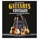 Guitares vintage - Antoine PASCAL - Livre - laflutedepan.com