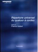 Répertoire universel du quatuor à cordes laflutedepan.com