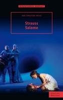Strauss : Salome Ann-Christine MECKE Livre laflutedepan.com