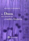 Les duos avec instruments à cordes frottées COLLECTIF laflutedepan.com