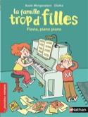 La famille trop d'filles : Flavia, piano piano laflutedepan.com