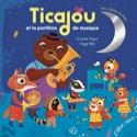 Ticajou et la partition de musique Christelle SAQUET laflutedepan.com