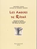 Les amours de Râdhâ Frédéric LIGIER Livre Les Pays - laflutedepan.com