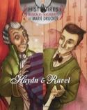 Haydn & Ravel Jean-Philippe BIOJOUT Livre laflutedepan.com