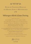 RTM n°10 : Mélanges offerts à Jean During - laflutedepan.com
