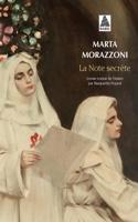 La Note secrète Marta MORAZZONI Livre Les Arts - laflutedepan.com