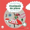 Mes plus belles musiques de piano pour les petits laflutedepan.com