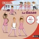 La danse DE GUIBERT Françoise / RENON Delphine Livre laflutedepan.com