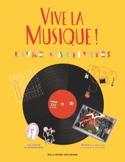 Vive la musique ! Béatrice FONTANEL Livre laflutedepan.com