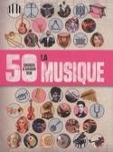 50 choses à savoir sur la musique Rob BAKER Livre laflutedepan.com