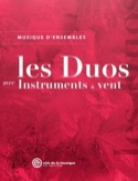 Les duos avec instruments à vent COLLECTIF Livre laflutedepan.com