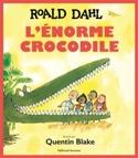 L'énorme crocodile Roald DAHL Livre Contes musicaux - laflutedepan.com