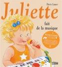 Juliette fait de la musique Doris LAUER Livre laflutedepan.com