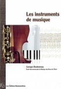 Les instruments de musique : livret accompagné d'un disque compact laflutedepan.com