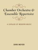 Chamber Music & Ensemble Repertoire Dirk MEYER Livre laflutedepan.com