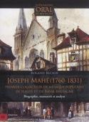 Joseph Mahé (1760-1831) Roland BECKER Livre laflutedepan.com