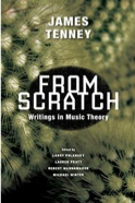 From scratch James TENNEY Livre laflutedepan.com