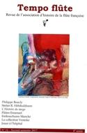 Tempo flûte n° 16 (2ème trimestre 2017) laflutedepan.com