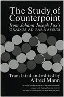 The study of counterpoint FUX Johann Joseph Livre laflutedepan.com