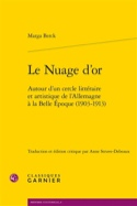 Le Nuage d'or Marga BERCK Livre Les Arts - laflutedepan.com