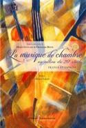 La musique de chambre au milieu du XXè siècle : France et Espagne laflutedepan.com