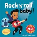 Rock'n'roll baby ! - Elsa FOUQUIER - Livre - laflutedepan.com