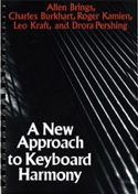 A new approach to keyboard harmony Allen BRINGS Livre laflutedepan.com