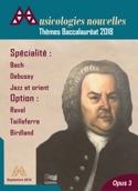 Thèmes Baccalauréat 2018 Musicologies nouvelles Livre laflutedepan.com