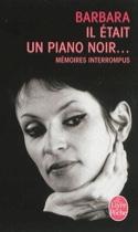 Il était un piano noir... : mémoires interrompus laflutedepan.com