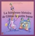 La fabuleuse histoire de Gildas la petite basse La crise d'Hermione, raquette de - laflutedepan.com