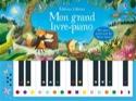 Mon grand livre-piano TAPLIN Sam / SAUNDERS Rachael laflutedepan.com