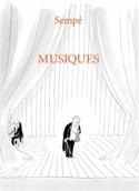 Musiques SEMPÉ Jean-Jacques Livre laflutedepan.com