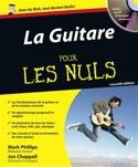 La guitare pour les nuls Mark PHILLIPS Livre laflutedepan.com