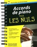 Accords de piano pour les nuls - laflutedepan.com