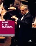 Paris et ses musiciens Francis LECOMPTE Livre laflutedepan.com
