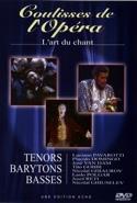 L'art du chant : ténors - barytons - basses - DVD - laflutedepan.com