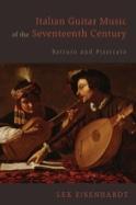 Italian guitar music of the 17th century Lex EISENHARDT laflutedepan