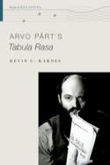 Arvo Pärt's Tabula Rasa KARNES Kevin C. Livre laflutedepan.com