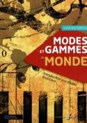 Modes et gammes du monde - Olivier RIPOLL - Livre - laflutedepan.com