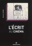 L'écrit au cinéma Michel CHION Livre Les Arts - laflutedepan.com