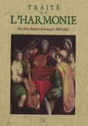 Traité de l'harmonie - laflutedepan.com