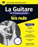 La guitare en 15 minutes par jour pour les nuls - laflutedepan.com