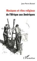 Musique et rites religieux de l'Afrique aux Amériques laflutedepan.com