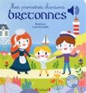 Mes premières chansons bretonnes Lucile AHRWEILLER laflutedepan.com