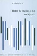 Traité de musicologie comparée Alain DANIÉLOU Livre laflutedepan.com