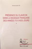 Présence du clavecin dans la musique française des années 70 à nos jours laflutedepan.com