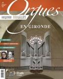Orgues Nouvelles, n° 41 - Eté 2018 - Revue - Livre - laflutedepan.com